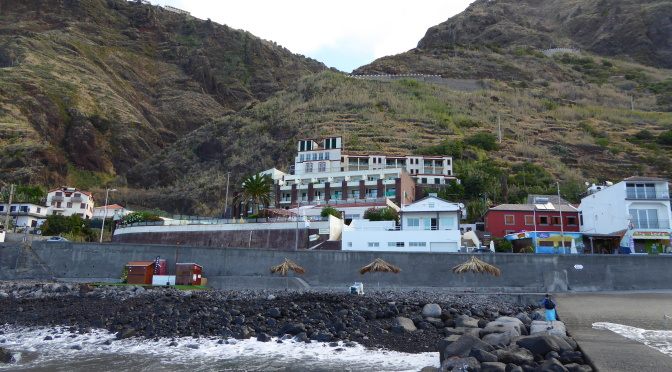 Urlaub Madeira – Tag 2 – Mietwagen, Einkaufen und Rundfahrt
